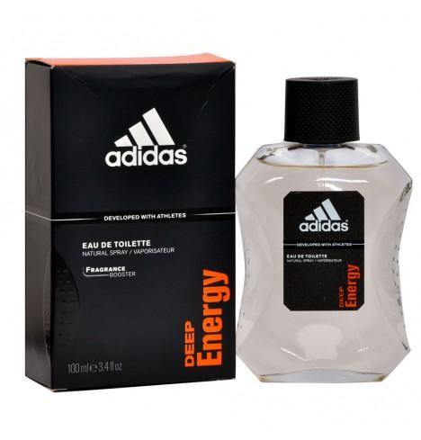 Adidas Deep Energy férfi parfüm (EDT) 100ml